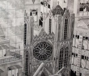 Memoria City, detail 1