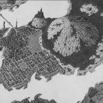 Montis City Denkbeeldige stadsgezichten Rik Smits