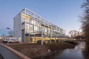 SuperloftsBlokY. Foto: Stijn Poelstra