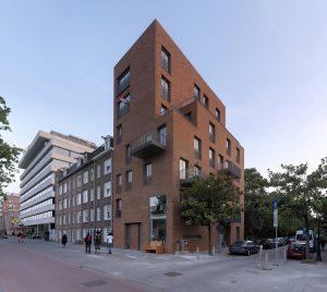 Wibautstraat. Foto: Michel Kievits