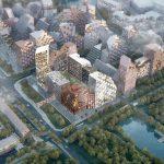 Ontwerp Hyde Park Hoofddorp door Barcode Architects