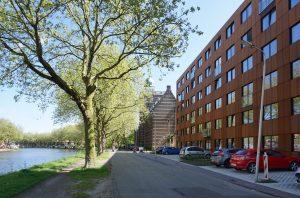 RijnSchiekanaal Geodesie en ISH Delft Jacqueline Knudsen