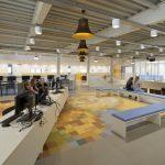 RoosRos architecten Nuenens college