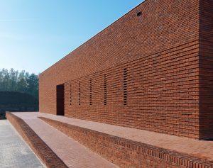 14. Ontvangstpaviljoen Steenfabriek Vogelensangh in Deest ontwerp Bedaux de Brouwer Architecten. Foto: Michel Kievits