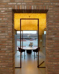 13. Ontvangstpaviljoen Steenfabriek Vogelensangh in Deest ontwerp Bedaux de Brouwer Architecten. Foto: Michel Kievits