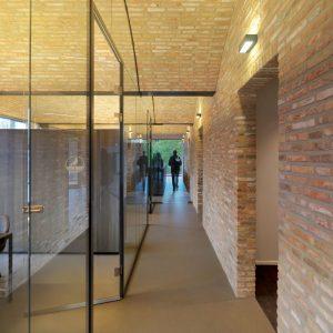 11. Ontvangstpaviljoen Steenfabriek Vogelensangh in Deest ontwerp Bedaux de Brouwer Architecten. Foto: Michel Kievits