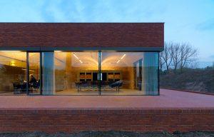12. Ontvangstpaviljoen Steenfabriek Vogelensangh in Deest ontwerp Bedaux de Brouwer Architecten. Foto: Michel Kievits