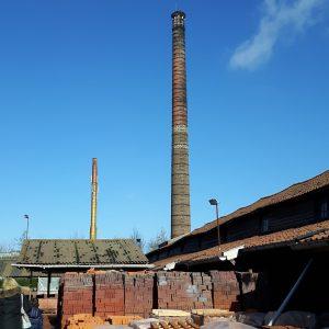 1.Vogelensangh steenfabriek in Deest