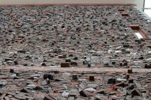 6.Vervormde stenen gebruikt voor Maagjesbolwerk in Zwolle