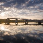 Nijmegen brug Fietsexcursie langs Waalfront en Amsterdam Noord