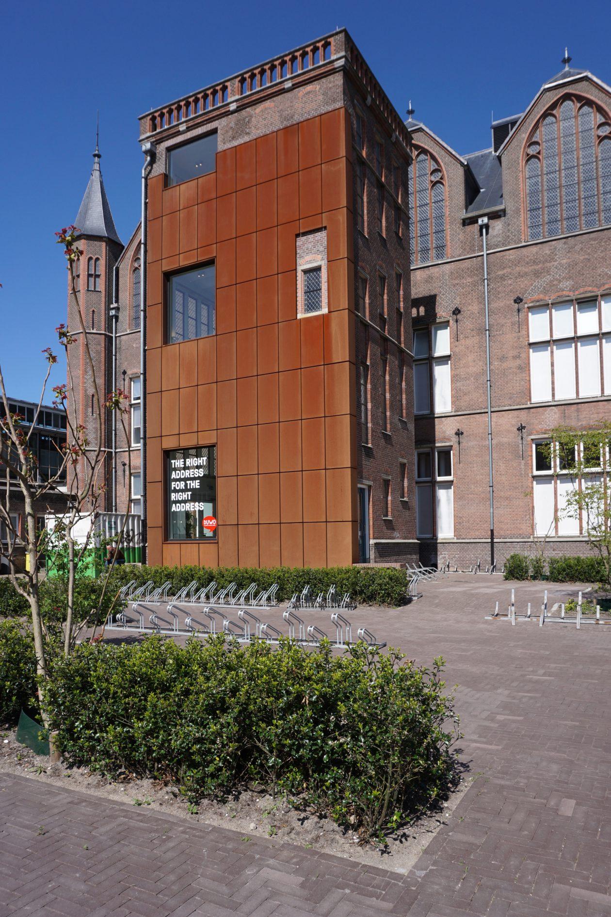 kantoor duwo en phd house delft, dp6 - architectuur.nl