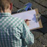 Architectuurworkshop voor kinderen