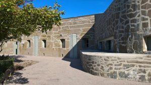 Fort K'IJK en Kijkkoepel, Uitgeest. Foto: Arthur Schaafsma