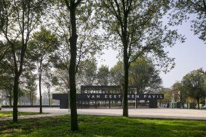 Van Eesteren Paviljoen Amsterdam. Foto Luuk Kramer
