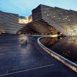 V&A Dundee Schotland architect Kengo Kuma