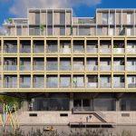 Woongebouw Schubert Den Bosch Houben-Van-Mierlo exterieur