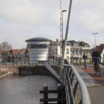 brug Haarlem fietsen lang waterwerken