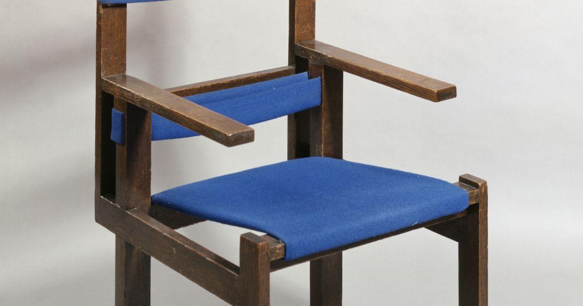 Marcel Breuer Stoel : Lattenstoel marcel breuer in huis sonneveld architectuur