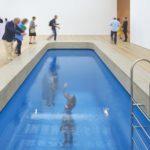 Zwembad Museum voorlinden Glas Award 2016