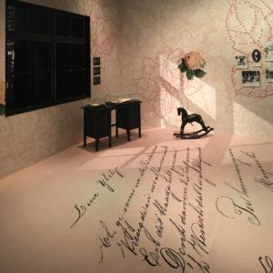Tentoonstelling 'Mata Hari' Fries Museum Leeuwarden 2017