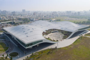 National Kaohsiung Center for the Arts Foto: Preparatory Office of the Wei WuYing Center for the Arts