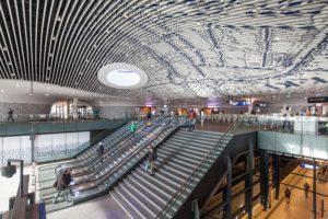 Station Delft Foto:-Mecanoo