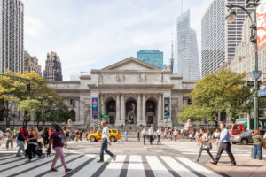 New York Public Library-Campus. Foto: Mecanoo
