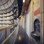 Architectural Healing in Koepelgevangenis Haarlem Koepelgevangenis haarlem