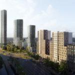 Powerhouse ontwerpt 3 iconische torens Leiden