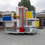 Maison d'Artiste Prototype bij het Burgerweeshui