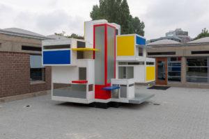Maison d'Artiste Prototype bij het Burgerweeshuis