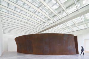 Daglicht in Museum Voorlinden. Ontwerp van Dirk Jan Postel