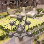 Maquettte Ontwikkeling NEO 2 Brussel KCAP