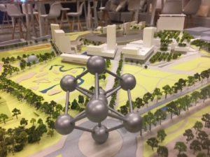 Ontwikkeling Tweede Fase Herinrichting Heizelgebied Brussel