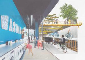 Oostenburg Amsterdam, woningbouwproject van de Amsterdamse corporatie Stadgenoot.