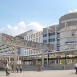 Kraaijvanger en SAR Architecten ontwerpen Stadskantoor Gent