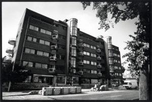 Wooncomplex Elsdonck residentie Wilrijk, 1932 foto © Gerrit Op de Beeck
