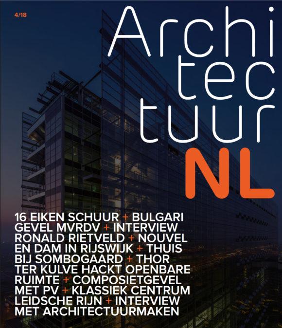 ArchitectuurNL4 2018