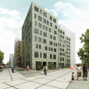 Oostenburg Amsterdam. ArchitectuurMAKEN van website