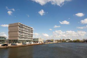 Patch 22 Amsterdam van Lemniskade Projecten. Foto Luuk Kramer