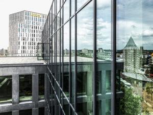 Blaak Rotterdam. Opdrachtgever Cairn Real estate