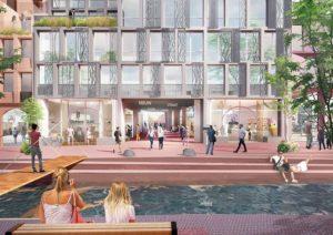 Barcode Architects wint tender Arnhem nieuwstraat