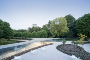 Uitbreiding Park Vijversburg. Studio Maks
