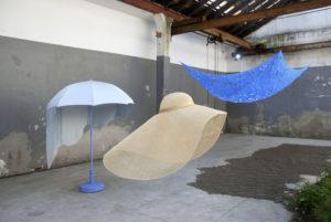 Sun+ project tijdens de Milan Design Week 2018.
