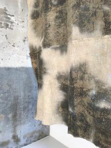 Op basis van het Living Colours kleuronderzoek ontwikkelt Belén o.a. Living Textiles.