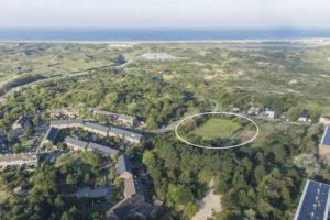 Snippenbos IJmuiden locatie voor 25 zelfbouwkavels