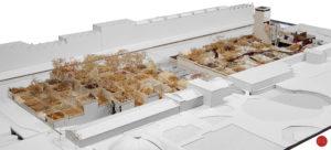 Thijs de Zeeuw studeerde in 2011 af aan de Academie van Bouwkunst in Amsterdam op 'de (on)voorwaardelijke tuin', een speculatief monument voor de stadsnatuur als uitbreiding van Artis.