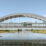 cepezed ontwerpt plan hergebruik oude Lekbrug Vianen