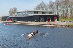 Clubgebouw roeivereniging Hemus Amersfoort, 2015, zofa architecten