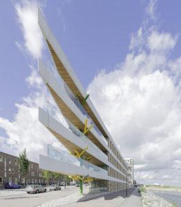 Baak 54, IJburg 2017, Arons en Gelauff architecten